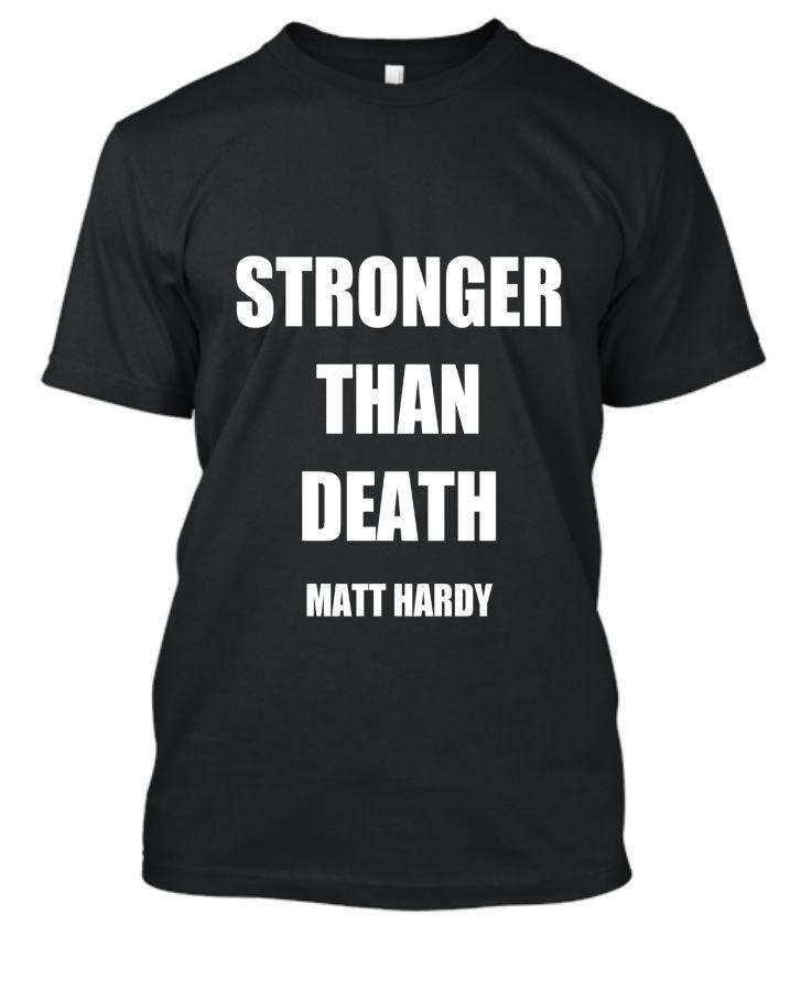 AEW Matt Hardy T-Shirt. - Front