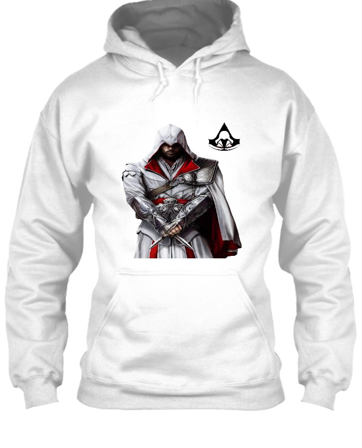 Assassins Creed Edition By WhiteHyena - Front