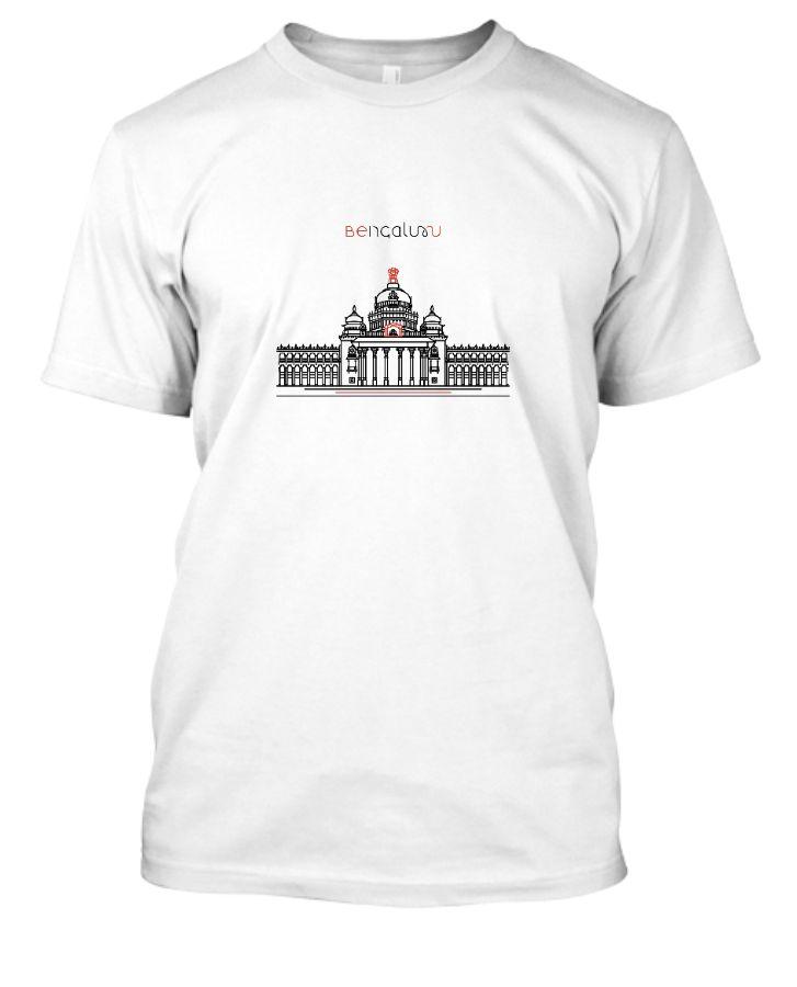 Bengaluru t-shirt - Front