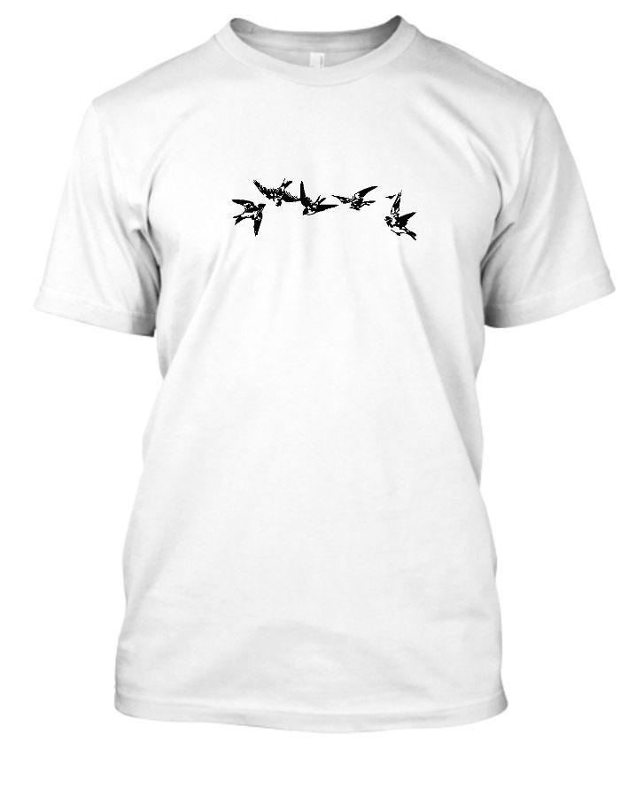 Birds - Tee Shirt - Front