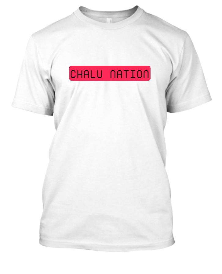CHALU NATION BASICS - Front