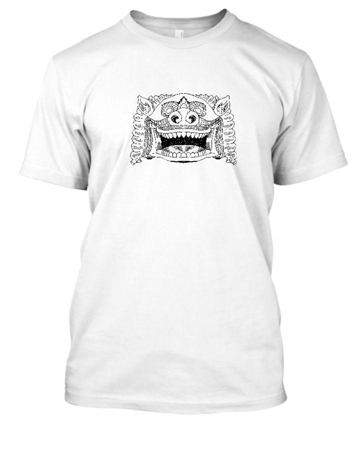 Dragon - Tee Shirt - Front