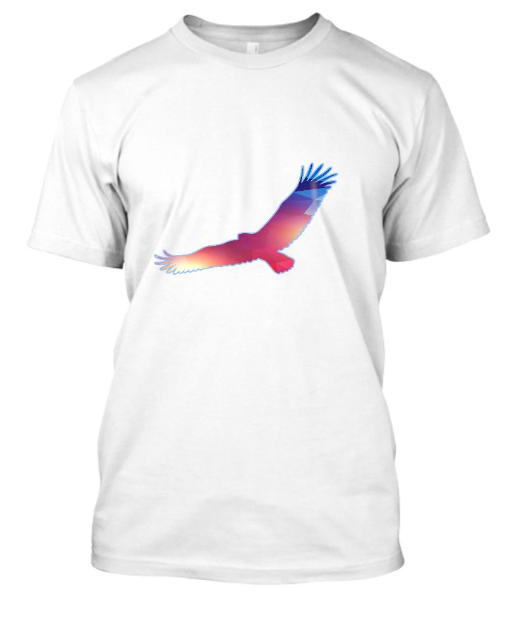 Falcon Edition T-Shirts by WhiteHyena - Front