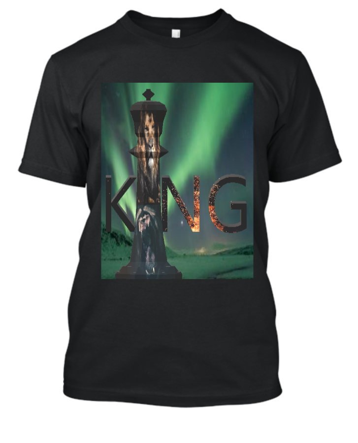King T-Shirt - Front
