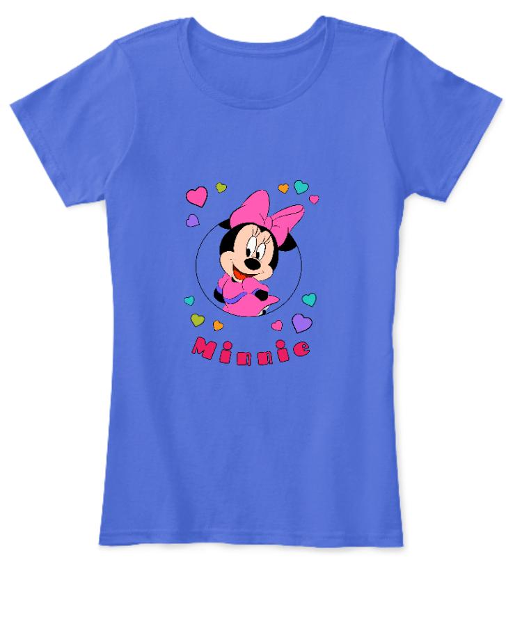 Minnie's T-shirt - Front