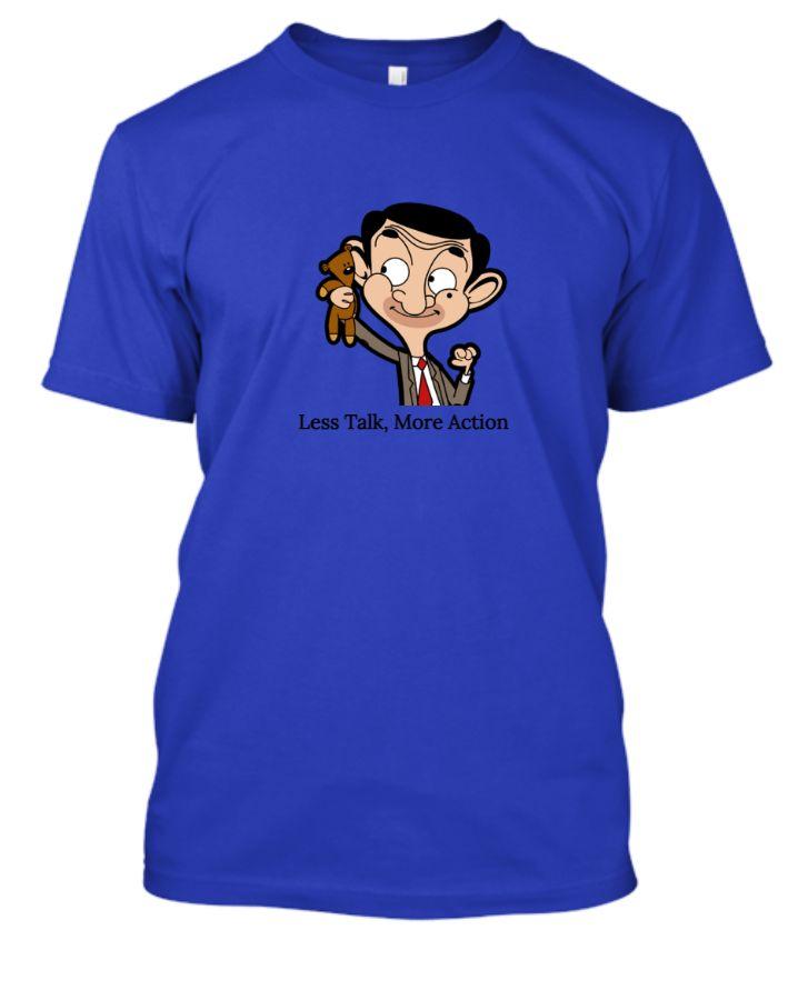 Mr Bean Tshirt for MEN - Front