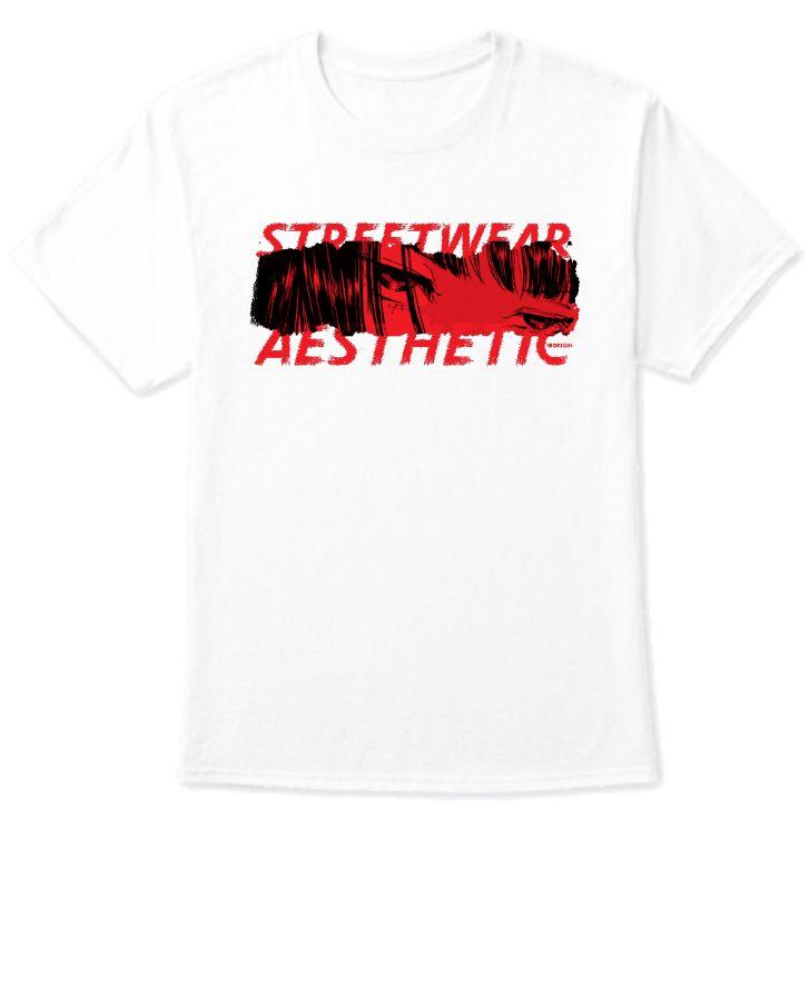 STREETWEAR AESTHETIC - Front