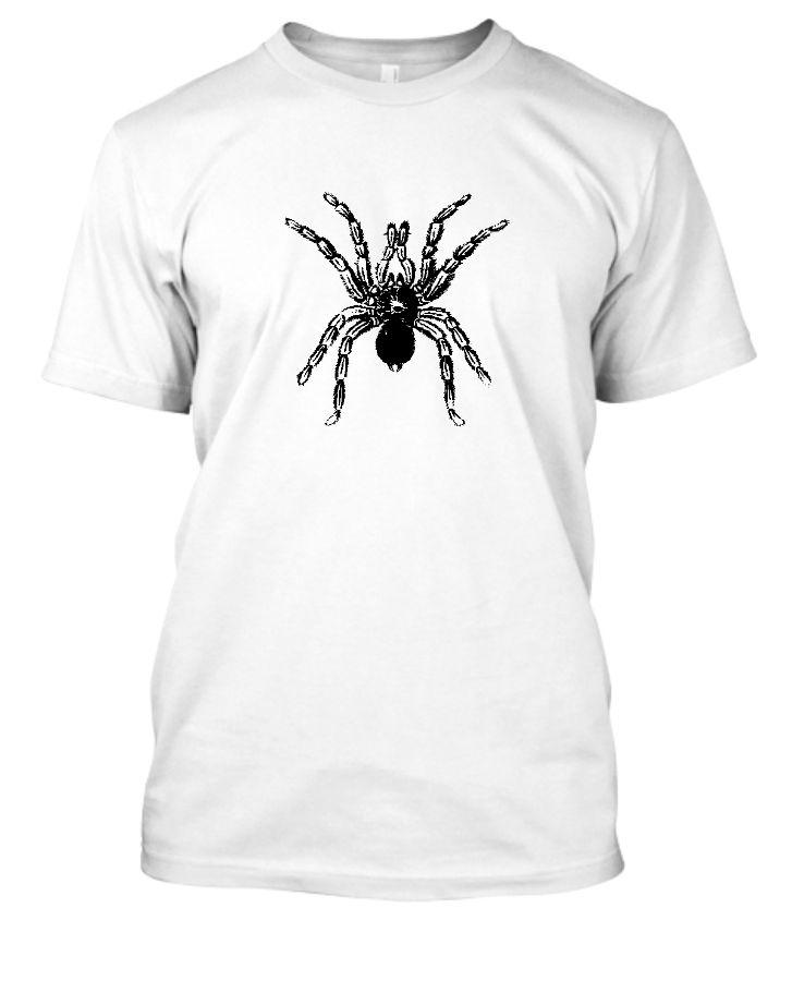 Spider - Tee Shirt - Front