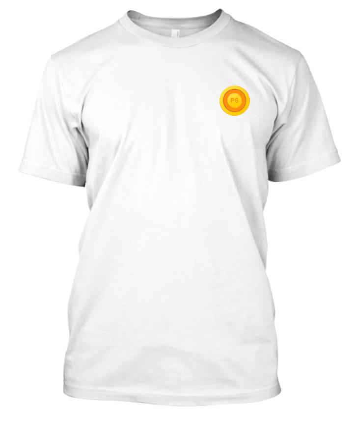 T-Shirt Design   golden coin - Front