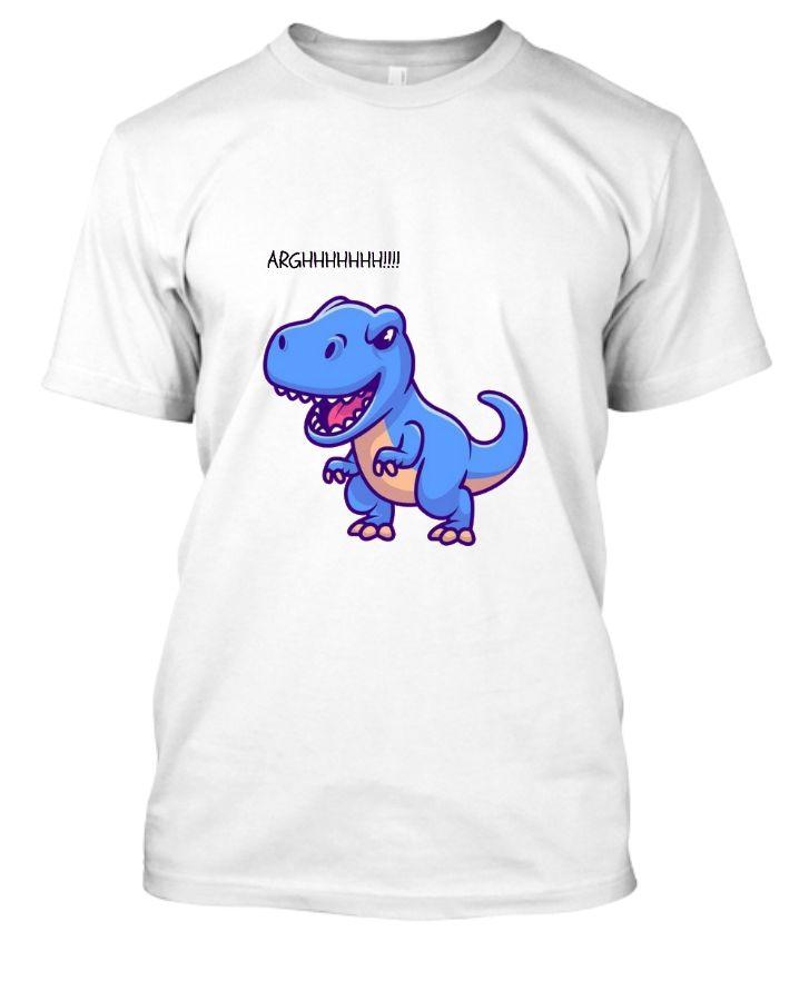dinosaur t-shirt - Front