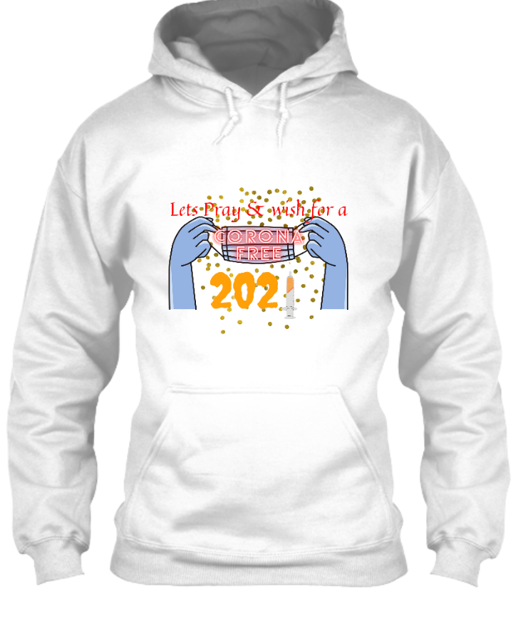 new year 2021 design - Front