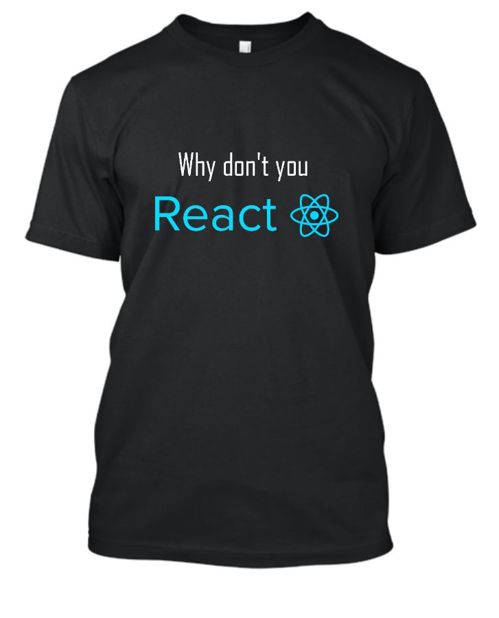 why dont you react - Front